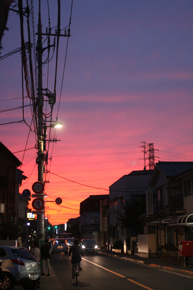 1 - kichijoji walk