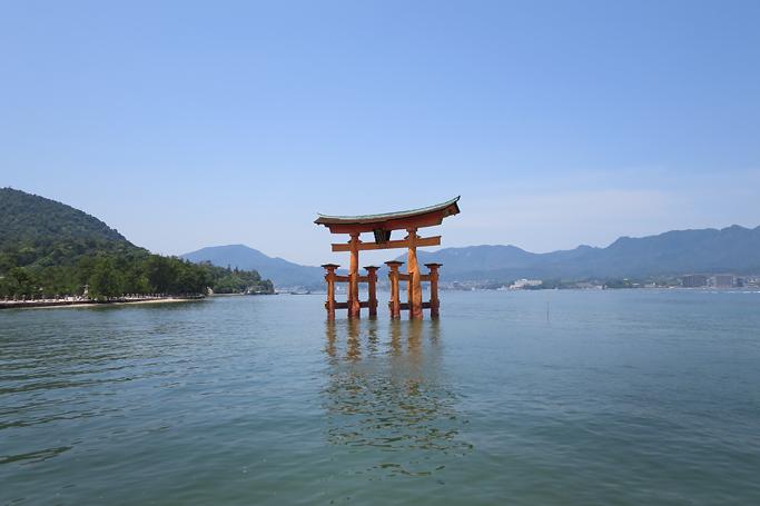 A morning in Miyajima