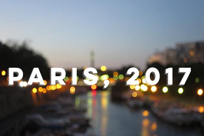 Paris, comme il faut!